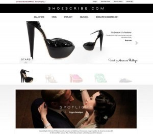 Calling shoeaholics: Arianne Phillips curates new international footwear site