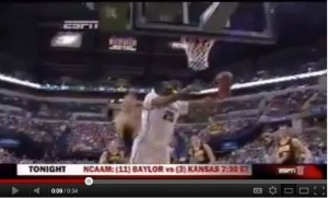 Weekly most-watched sports videos: windmill slam, triple knockdown