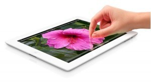 Top new tech products: new iPad, 'magic' floating touch smartphone