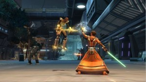 'Star Wars: The Old Republic' free for 3 days