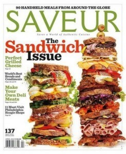 Vote for the 'most delicious' magazine cover of 2011
