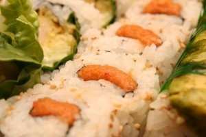 How to avoid sushi salmonella poisoning