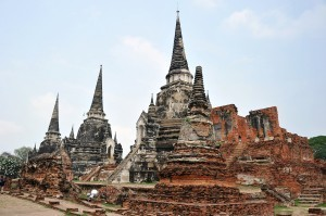 Asia's architectural treasures 'vanishing': specialists