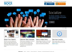 Microsoft launches social network So.cl, claims not to compete with Facebook