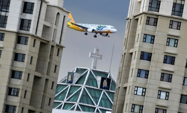 Cebu Pacific banned from overbooking