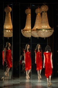 Fashion agenda: Sao Paulo Fashion Week