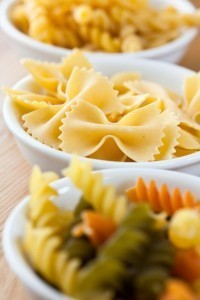 Researchers go bananas with gluten-free pasta