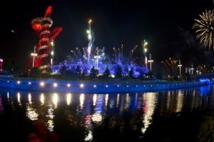 Olympics: Opening ceremony a 'spine-tingling' spectacular