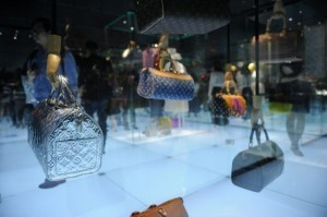 Louis Vuitton readies for Shanghai opening