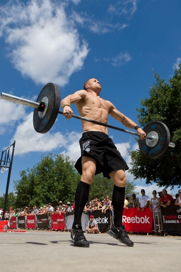 (July-August) Health and fitness agenda: Yoga Journal Conference, CrossFit Games