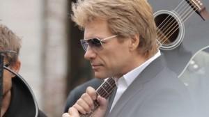 Jon Bon Jovi face of Avon's Unplugged fragrances