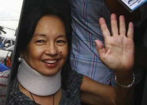 New arrest warrant for Arroyo sought