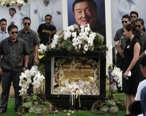Solemn funeral for Dolphy