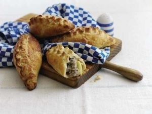 Celebrate Olympic fever with classic Cornish pasties