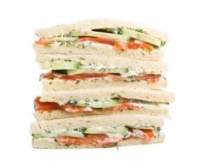 Sandwiches go gourmet at growing international British chain