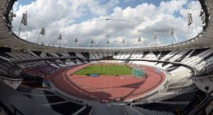 London 2012: venues in the Olympic Park