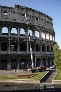 Colosseum restoration to start in December: official