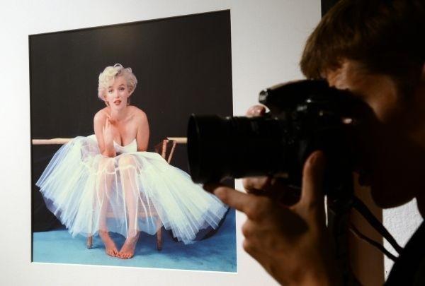 Candid Marilyn Monroe photos go public in Poland