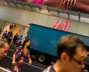 Hong Kong rents too high for Sweden's H&M