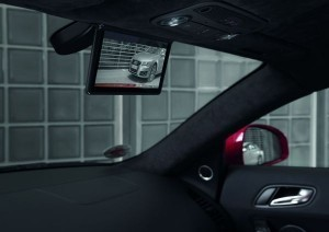 Audi R8 e-tron introduces the first 'digital rear-view miror'