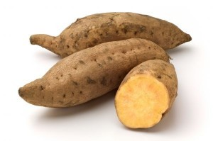 Shocking sweet potatoes with electricity ups antioxidants: research