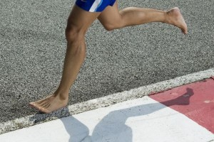 Watch: the 'barefoot professor' on how to run