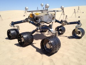 NASA lands rover on Mars to seek signs of life
