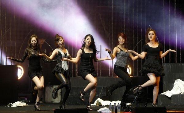 Wonder Girls kick off Asian tour