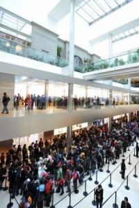 World watches for 'iPhone 5' unveiling Wednesday