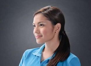 Andrea Torres gets her biggest break in GMA-7