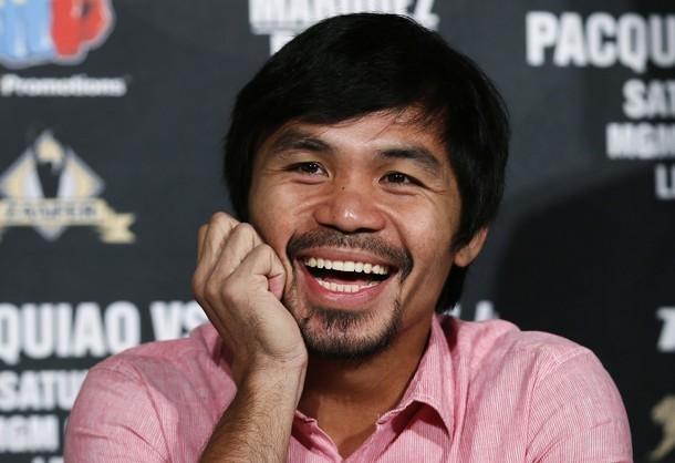 Pacquiao vs Marquez Press Conference