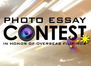 Photo Essay Contest in Honor of Overseas Filipinos