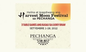 Join Pechanga Resort & Casino's in celebration of the Harvest Moon Festival with Prizes and Cash Giveaway