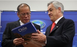 Chile, PHL eye partnerships in geothermal energy, mining