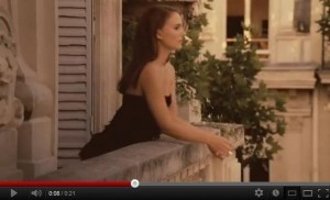 New Miss Dior campaign with Natalie Portman + Lady Dior teaser
