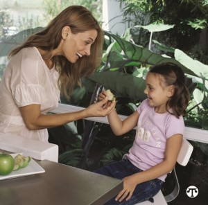 Giving kids a taste for fruits and vegetables