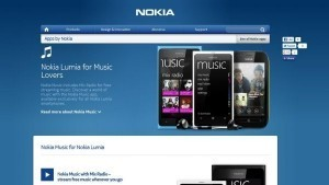 Nokia launches mobile streaming music in US