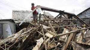 Quake shakes southern Philippines