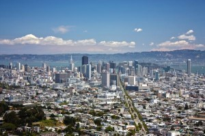 Air quality index of major cities in North America September 5: San Francisco 'good'