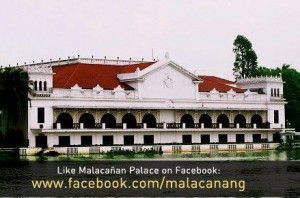 Official Malacañang 'Facebook' page launched