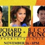 Richard Gomez, Rico Puno, and Patricia Javier performs at Pechanga