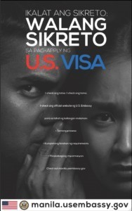 US embassy launches campaign vs visa scams