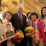 Purisima Tells Washington Confab: Sick Man of Asia on Road to Recovery
