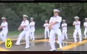 Parody of Psy's 'Gangnam Style' lands Thai sailors in hot water