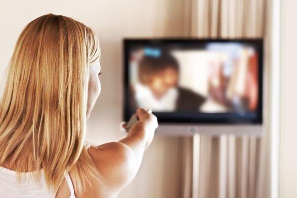Women still watch more TV than men, but the gap is closing
