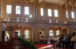 Aquino attends 111th anniversary of the National Museum