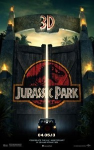 Trailer for 'Jurassic Park 3D' hits the web