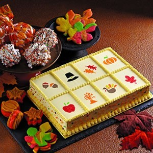 Harvest Smiles with Thanksgiving-Inspired Treats
