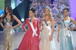 Google+ trends: Miss Universe 2012 crowned