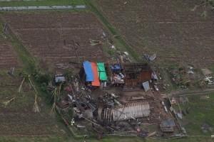 Aquino orders thorough study of Mindanao devastation
